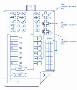 03 350z Fuse Box Diagram