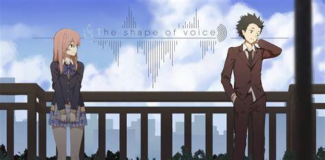 silent voice koe  katachi comedy drama romance school life shounen tragedy nishimiya