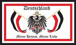 Deutschland Flagge Bilder : flaggenparadies flagge fahne meine heimat meine liebe reichsadler deutsches reich ~ Markanthonyermac.com Haus und Dekorationen