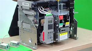 Easypact Mvs - Acb  Air Circuit Breaker  Dari Schneider Electric