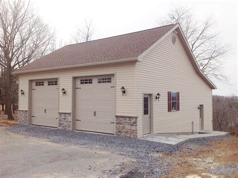 New Barn Garage by New Garage Barn Leid S Carpentry