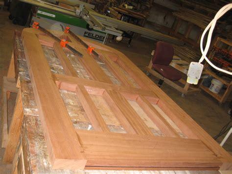 build custom wood doors  virginia woodworking
