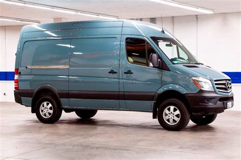 Mercedes commercial vans are known for lasting a long time, due to good engineer. 2016 Used Mercedes-Benz Custom Camper Van CUSTOM CAMPER ...
