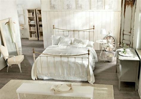 schlafzimmer im shabby chic wohnstil einrichten ein hauch romantik