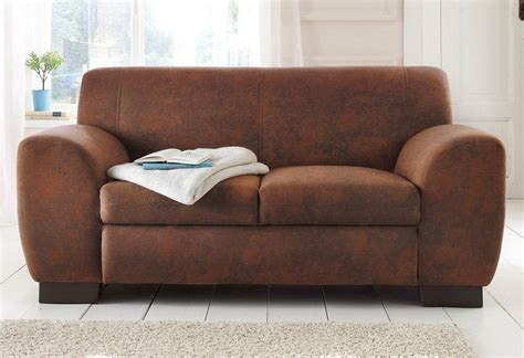 Home Affaire Sofa »nika«, 2 Oder 3 Sitzer In Microfaser