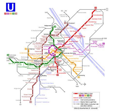 hotel amsterdam dans la chambre vienne carte du métro carte détaillée du métropolitain