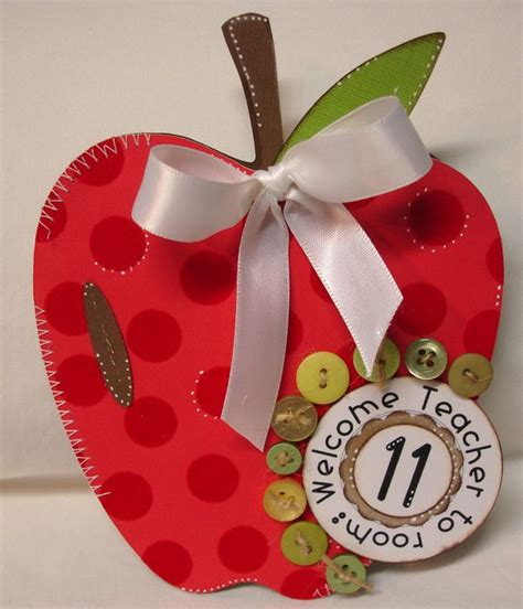 cutting cafe apple shaped card template cutting file