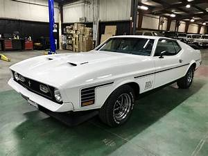 1971 Ford Mustang Mach 1 for Sale | ClassicCars.com | CC-1057889