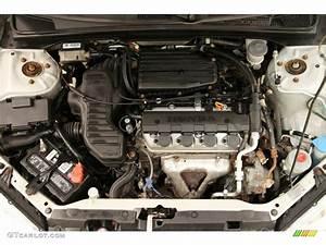2005 Honda Civic Lx Coupe Engine Photos
