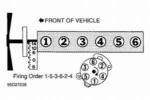 I Need A Spark Plug Diagram For A 1995 Ford F150  Straight 6