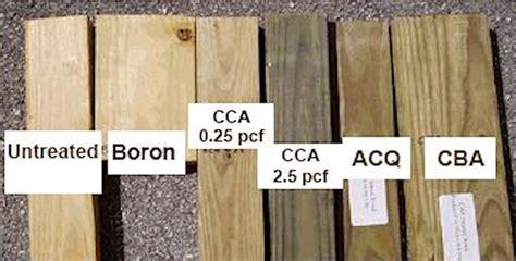 Pressure Treated Lumber - Don't Panic! - Future Proof ...