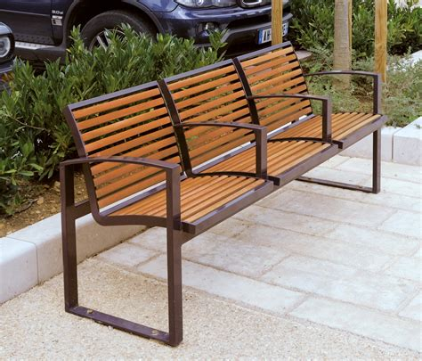Outdoor Bench by Newport Wood Outdoor Bench Benches From Area Architonic
