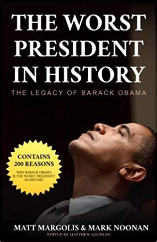 """Don Surber Book Review """"the Worst President In History"""