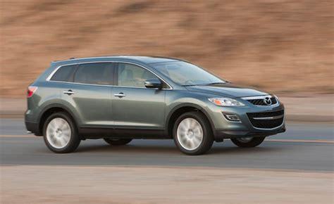 2010 Mazda Cx-9 Review