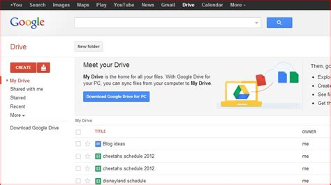 how to create a digital sign up sheet with google drive