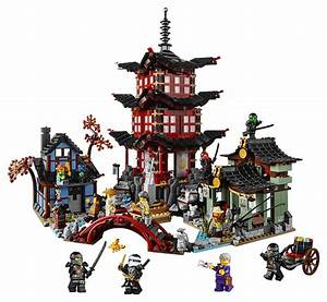 Top Jouet 2016 : lego announces new giant ninjago set 70751 temple of airjitsu news the brothers brick the ~ Medecine-chirurgie-esthetiques.com Avis de Voitures