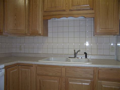Picture Tiles For Backsplash : Kitchen Tile Ideas For The Backsplash Area