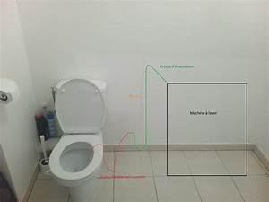 Machine A Laver Sans Evacuation : evacuation machine laver dans la cuvette wc ~ Premium-room.com Idées de Décoration
