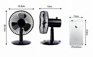 Petit Ventilateur De Bureau : mini ventilateur pile top 7 pour 2019 chauffage et climatisation ~ Nature-et-papiers.com Idées de Décoration