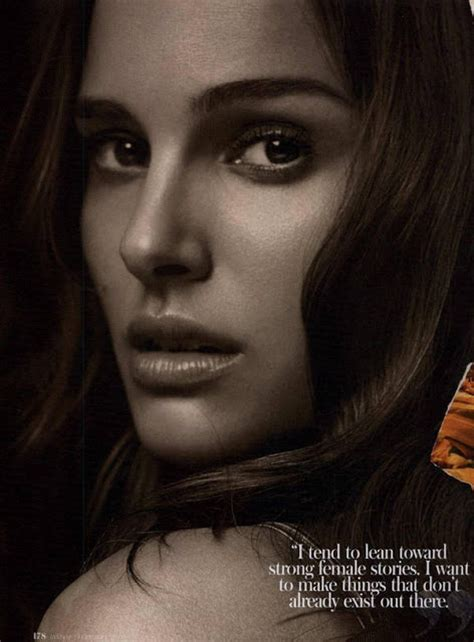 Natalie Portman Instyle Fevereiro Woman Chic