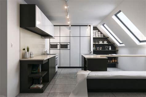 Idee per Arredare una Cucina in Mansarda MondoDesign it
