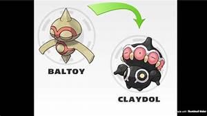 Evolving Baltoy to claydol Pokémon go - YouTube