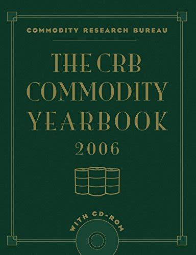 commodities research bureau commodity research bureau author profile books and