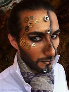 steunk makeup tutorial how to create a