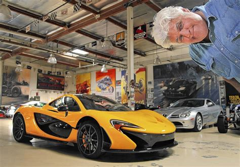 Jay Leno Could Do More Good With His Cars Than Just