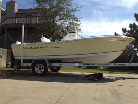 Sea Hunt Boats For Sale Mobile Al by Sold Sea Hunt 202 Triton 2006 Yamaha 4stroke Sold The