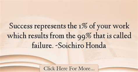 Soichiro Honda Quotes About Success - 65706   Success ...