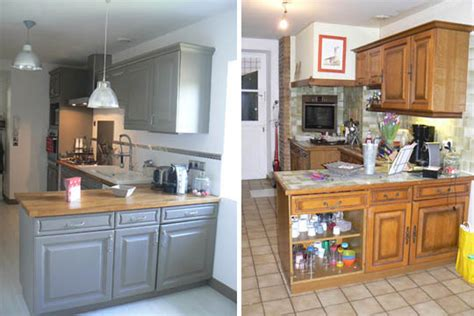une cuisine rénovée du beau avec de l ancien