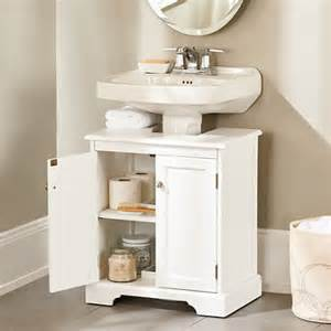 pedestal sink storage cabinet weatherby bathroom pedestal sink storage cabinet