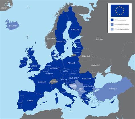 editable vector map  eu countries  maproom