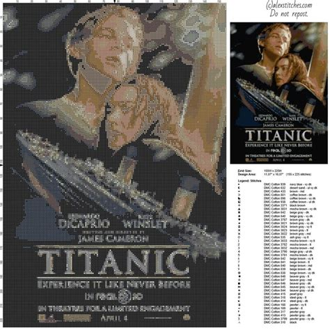 ideas  titanic  poster  pinterest