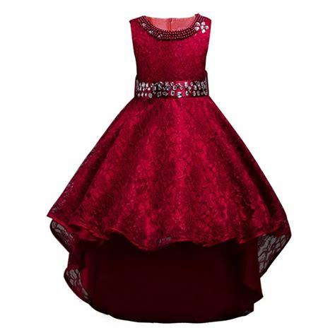 vestido de fiesta  nina vestido nina color vino