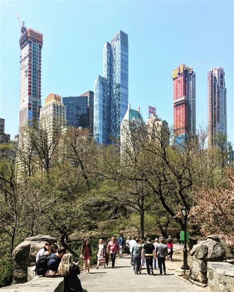 Central Park Tower Countrys Tallest Building Under