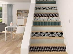Contre Marche Deco : les 25 meilleures id es de la cat gorie contre marche sur pinterest escalier sans contre ~ Dallasstarsshop.com Idées de Décoration