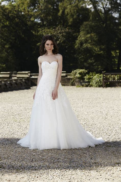 Winter Wonderland Wedding Dress Alexia Designs Uk