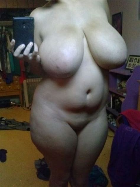 Sexy Naked BBW With Big Tits – BBW Porn Photos