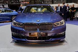 Bmw Alpina B7 : 608 hp bmw alpina b7 biturbo looks quietly elegant under geneva 39 s spotlights autoevolution ~ Farleysfitness.com Idées de Décoration