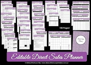Download Timesheet Template Excel Printable Direct Sales Planner Editable And Mary