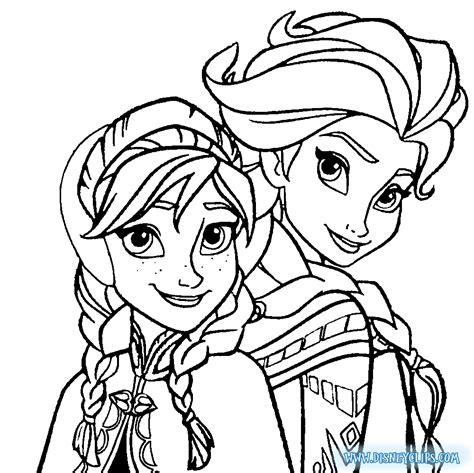 elsa frozen coloring pages printable elsa frozen coloring