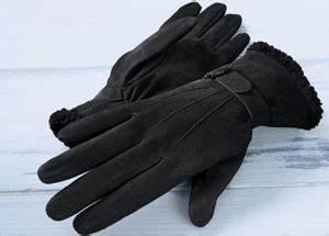 Lederhandschuhe Damen Tchibo : damen lederhandschuhe mit pl schfutter 55 g nstiger ~ Jslefanu.com Haus und Dekorationen