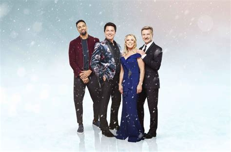 When is Dancing On Ice 2020 on ITV? Line-up, judges and ...