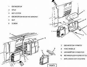 Repair Anti Lock Braking 2001 Buick Lesabre Seat Position