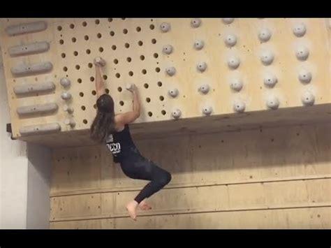 pegboard climbing youtube