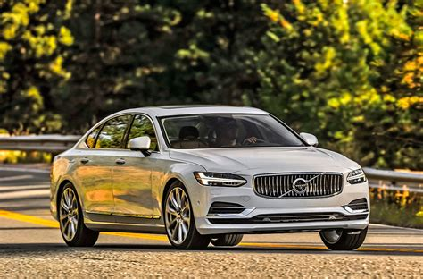 Volvo S90 Photo by Volvo S S90 Sedan Is Stretched To Near Limo Length For