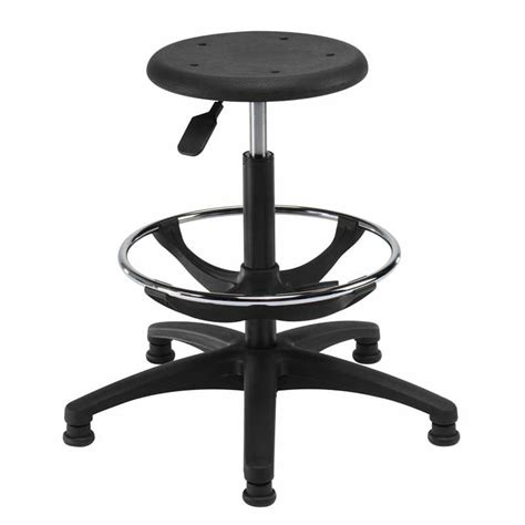 high industrial stool with foot support mike o dwyer