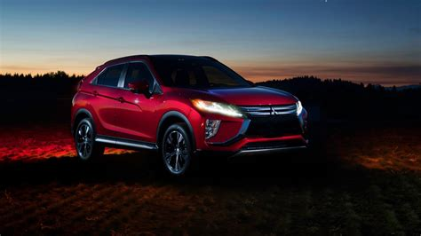 mitsubishi eclipse news 2018 mitsubishi eclipse cross under the eclipse